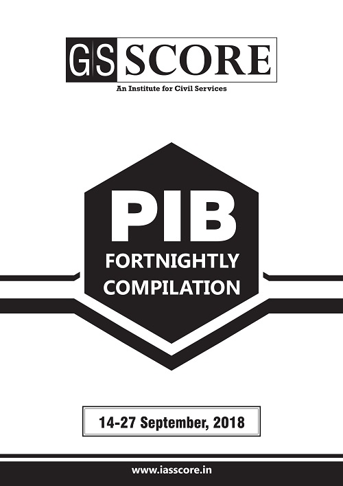 PIB Compilation - 14th September to 27th September